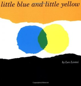 Book Little Blue and Little Yellow