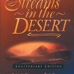 book streams in the desert