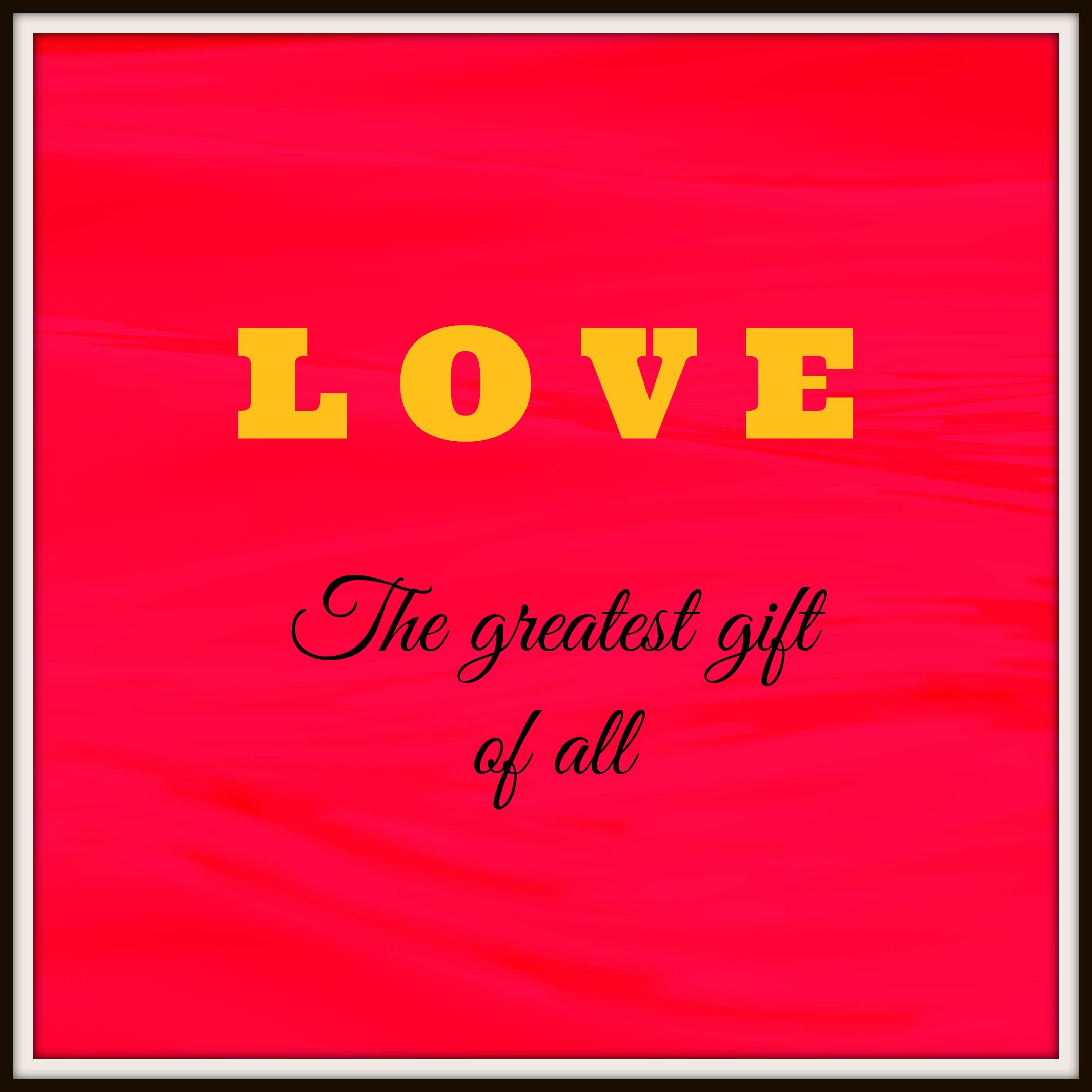 LOVE at CHRISTMAS | NORMA L. BRUMBAUGH