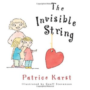 book the invisible string