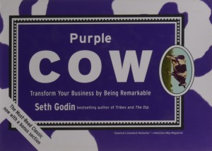 blog purple cow