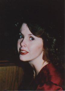 Lois at age 20.